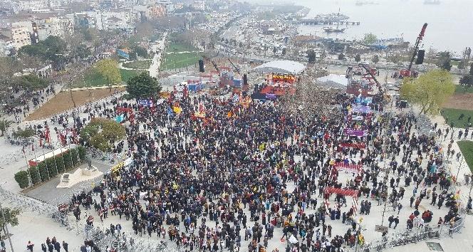 Nevruz Bayramı kutlamaları coşkuyla devam ediyor