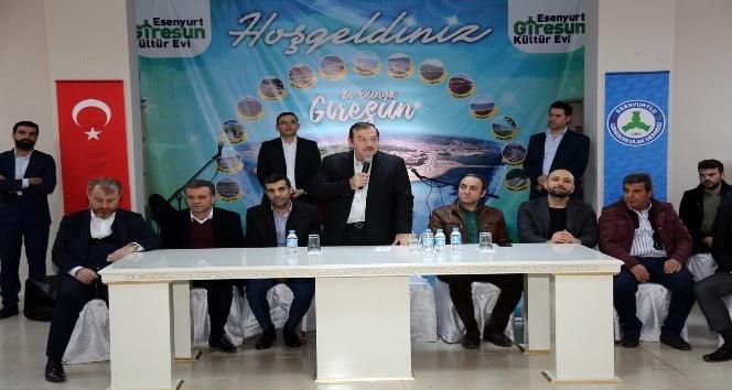 Başkan Kadıoğlu, gençlerle buluştu