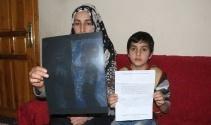 Ağrı'da bir annenin feryadı: 'Oğlumu kurtarın'