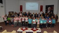 """Sinopta 61 kişiye """"okul geçit görevlisi"""" belgesi"""