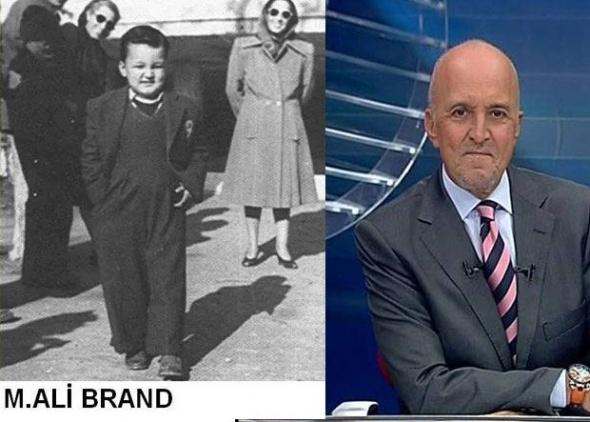 Ünlülerin yıllar önce ve yıllar sonraki halleri!