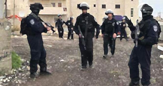 İsrail askerlerinden sert müdahale: 34 Filistinli yaralı