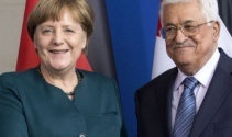 Mahmud Abbas, Merkel'e arabuluculuk teklifi yaptı
