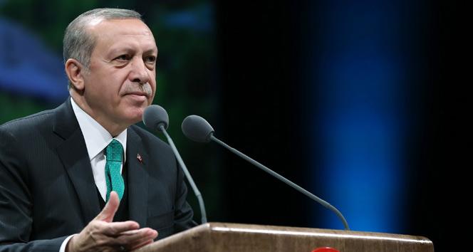 Erdoğan'dan Galatasaray açıklaması