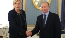 Marine Le Pen, Putin ile görüştü