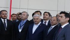Başbakan Yıldırım, Isparta Şehir Hastanesinin açılışını yaptı