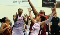 EuroCup Kadınlar: Yakın Doğu Üniversitesi: 81 - Galatasaray: 68