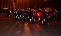 Sakaryada gece yarısı bin polisle tatbikat yapıldı