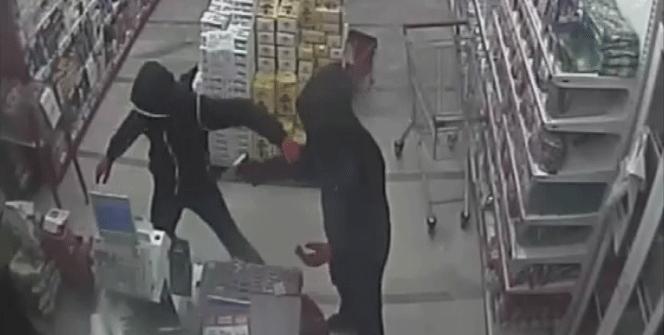 Silahlı soyguncular polise yakalandı