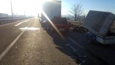 Çankırıda trafik kazası: 2 ölü