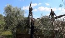 Muhalifler Hama'ya dört kilometre yaklaştı