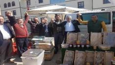 Milletvekili Filiz referandum öncesinde Ilgazı ziyaret etti