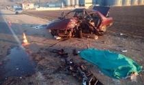 Kahramanmaraşta feci kaza: 5 ölü, 4 yaralı