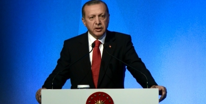 Cumhurbaşkanı Erdoğan'dan AB için referandum sinyali