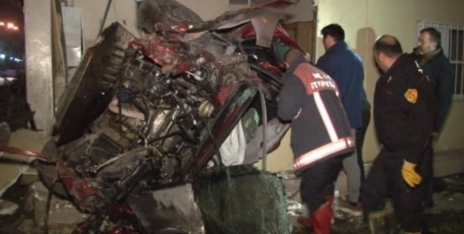 Ankara'da katliam gibi kaza! 4 ölü, 1 yaralı