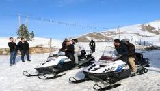 Zigana Dağında kayak sezonu sona erdi
