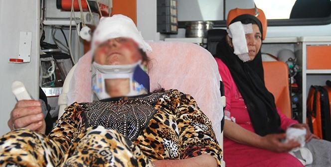 Suriyelilerin satırlı sopalı kavgası: 2'si kadın 7 yaralı