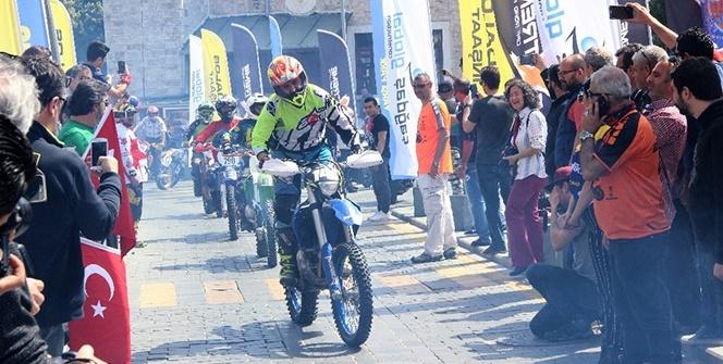 Bodrum'da 'extreme off-road' heyecanı