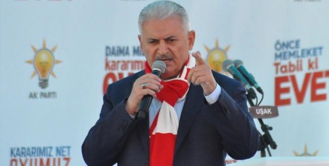 Başbakan Yıldırım: 'İstikrarı kalıcı hale getiremezsek...'
