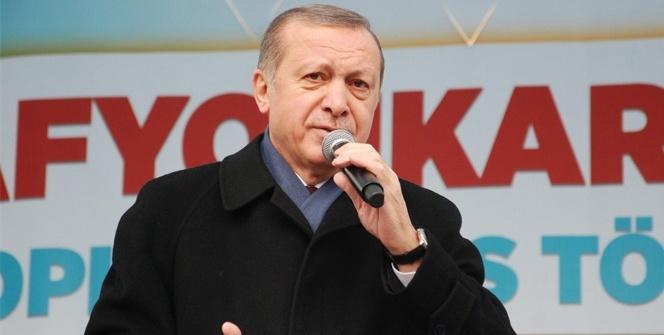 Cumhurbaşkanı Erdoğan'dan Avrupa Birliği'ne 'Vatikan' tepkisi
