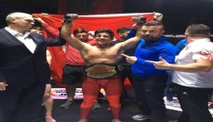 Yalovalı Roman sporcu dünya şampiyonu oldu