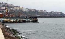 Tekirdağ'da deniz ulaşımına lodos engeli