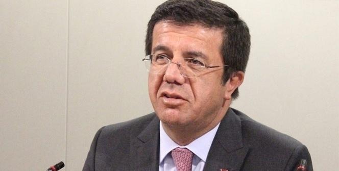 Bakan Zeybekci: 'Türkiye ile AB'nin birbirine düşmesi, sadece terör örgütlerini sevindirir'