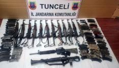 Tuncelide öldürülen terörist bölge sorumlusu çıktı