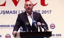 Bakan Çavuşoğlu: Avrupada terör çizgisine gelen siyasi partiler var
