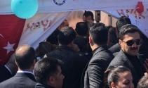 Cumhurbaşkanı Erdoğan Hayır çadırında!