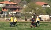 Sakaryada feci yangın: 3 çocuk can verdi