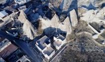 Kapadokyada Peribacaları yok ediliyor