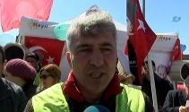 Erdoğanın ziyaret ettiği hayır çadırındaki görevliden açıklama