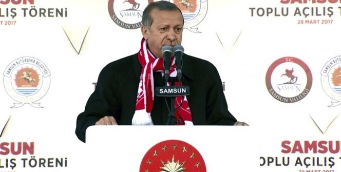 Erdoğan 'Hayır' çadırında yaşanılanları anlattı