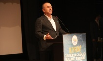 """Çavuşoğlu: """"Onların hayal edemeyeceği şeyleri Türkiye yaptığı için bizden korkuyorlar"""""""