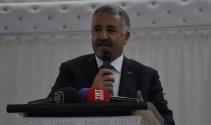 """Bakan Arslan: """"Türkiyenin her tarafını demir ağlarla birbirine bağlayacağız"""""""