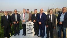 Türk dünyası heyeti Kerkükte