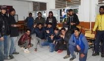 Pakistanlı kaçaklardan Avrupaya Türkiye örneği