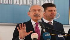 CHP Genel Başkanı Kılıçdaroğlu Burdurda