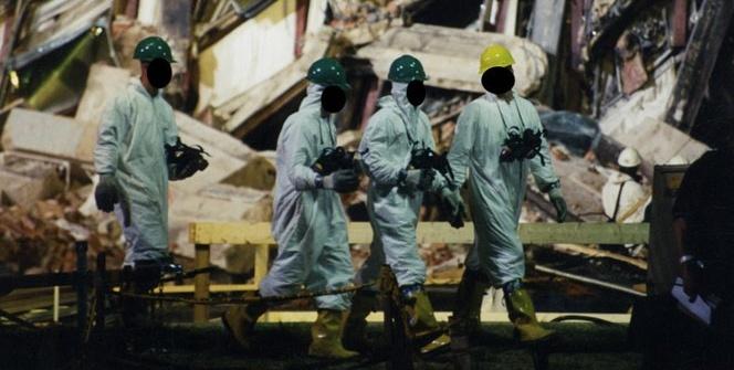 FBI'dan 11 Eylül saldırısı fotoğrafları