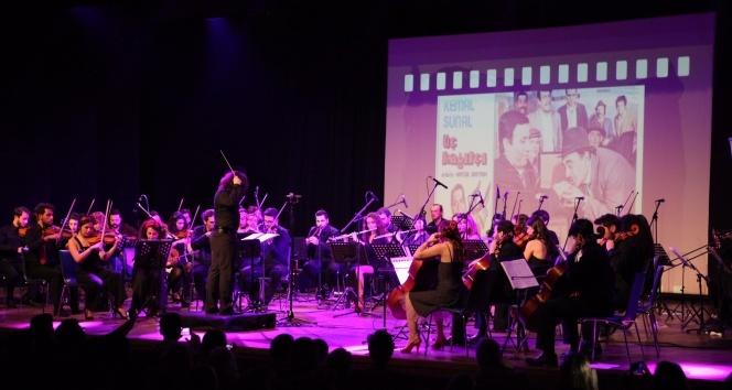 Taşplak Senfoni Orkestrası'ndan Yeşilçam şöleni