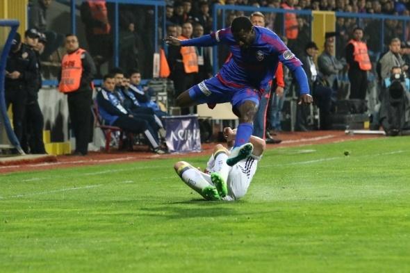 Fenerbahçe Karabük'te galip!