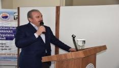 """Şentop: """"Yeni sistemle Tayyip Erdoğanı seri üretime geçiriyoruz"""""""