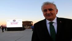 Giresun Federasyonu Başkanı Mehmet Kuğu Giresun Günlerini değerlendirdi