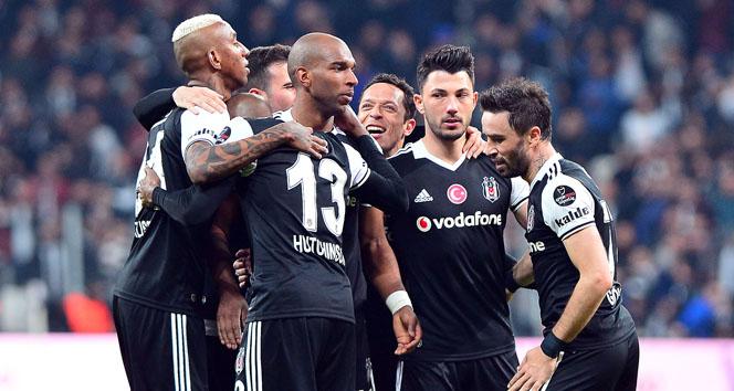 Beşiktaş piyasa değerinde de zirvede