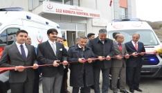Tunceliye 3 yeni ambulans