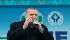 Cumhurbaşkanı Erdoğan memleketi Rizede (2)