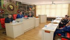Gümüşhane İl Genel Meclisinin Nisan ayı toplantıları