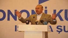 Bakan Çavuşoğlu: Avrupanın aptalca hareketleri bize oy getirdi
