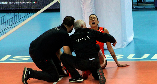 Voleybolcu Thaisa Daher Pallesinin sağlık durumu nasıl